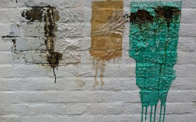 Exterior Wall Coating Removal Test Patch Survey